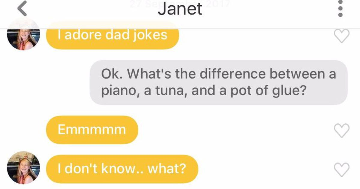 Here's a really terrible dad joke that could be your key to