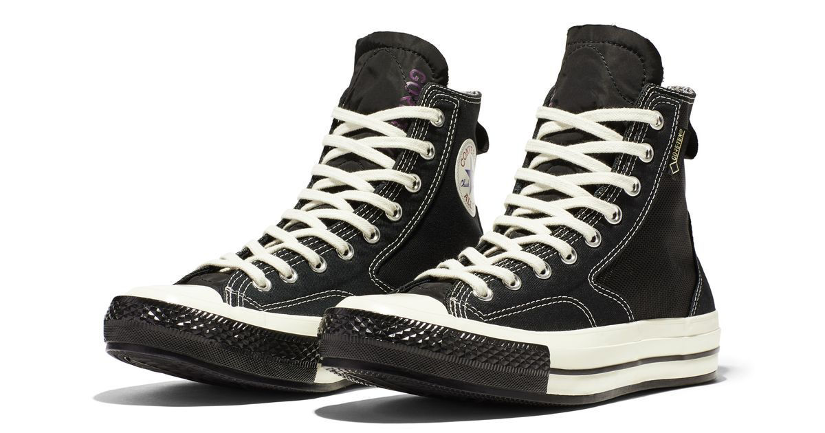 Saltar bordado Inminente  New Converse sneaker line uses GORE-TEX technology to stay dry – ANITH