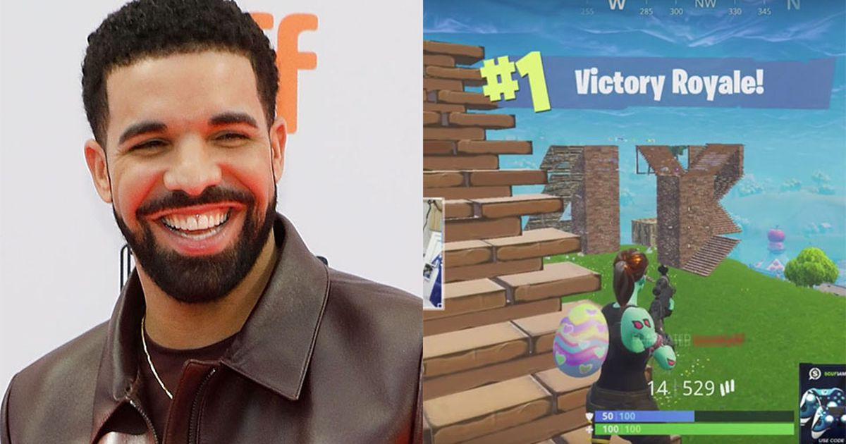 Drake Played Fortnite On Twitch With Ninja Again But With 5 000