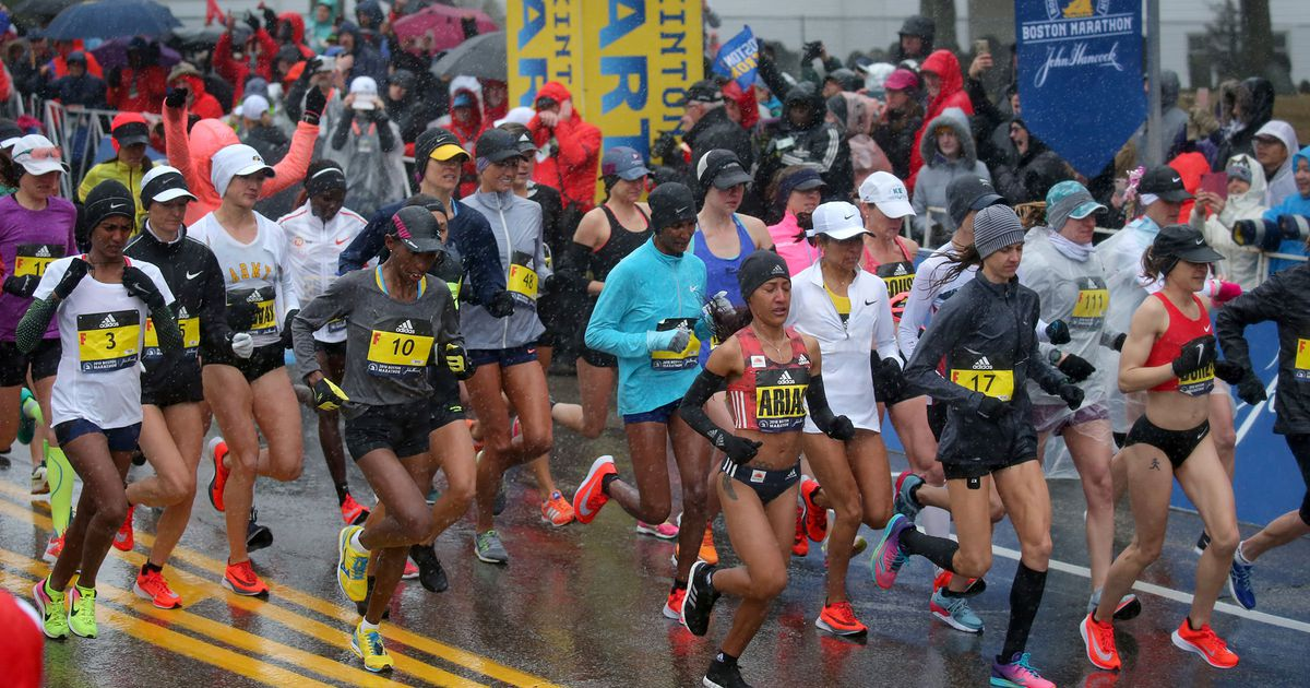 Image result for Fun Facts About Marathon sHow The Boston Marathon Messes With Runners To Slow Them Down
