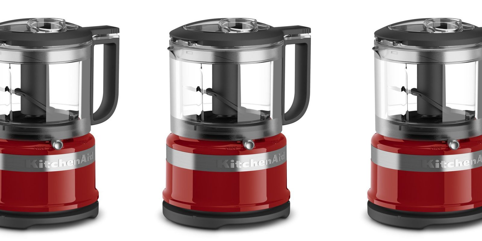The Compact Kitchenaid 3 5 Cup Mini Food Processor Is Just