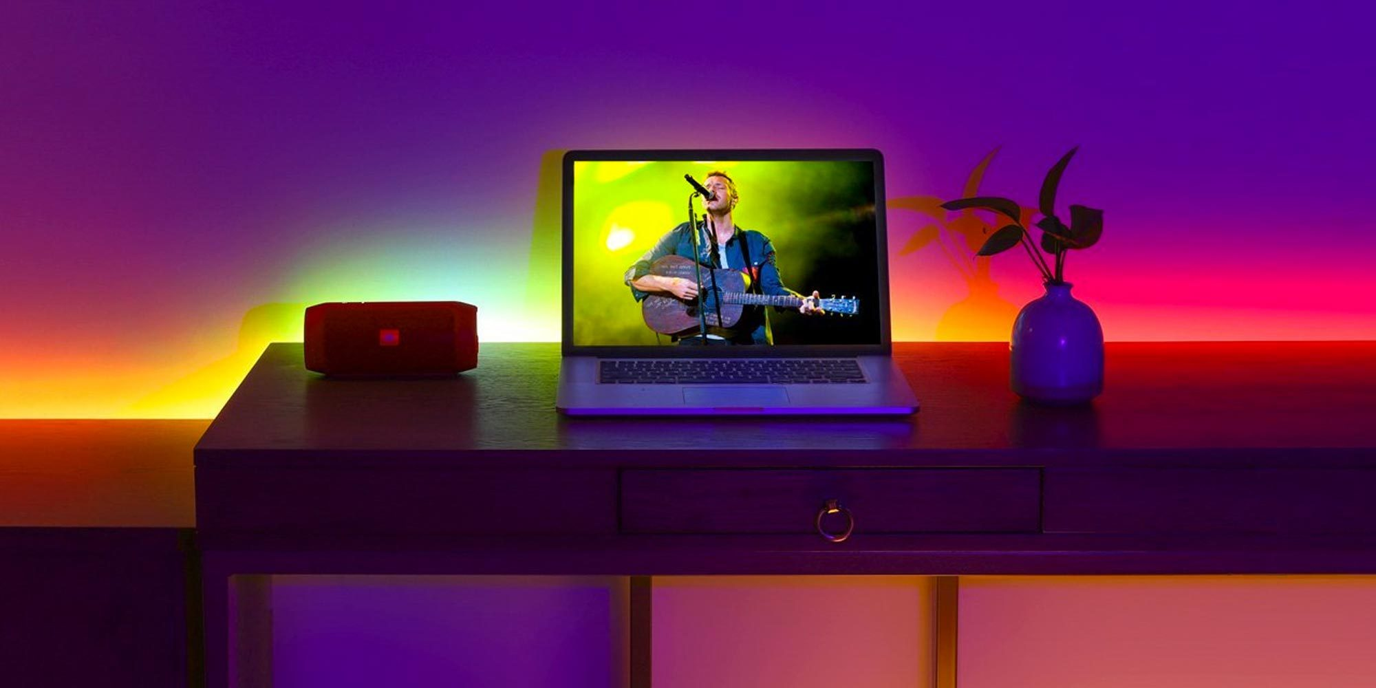 For Just 10 You Can Add This Rgb Led Light Strip To Any