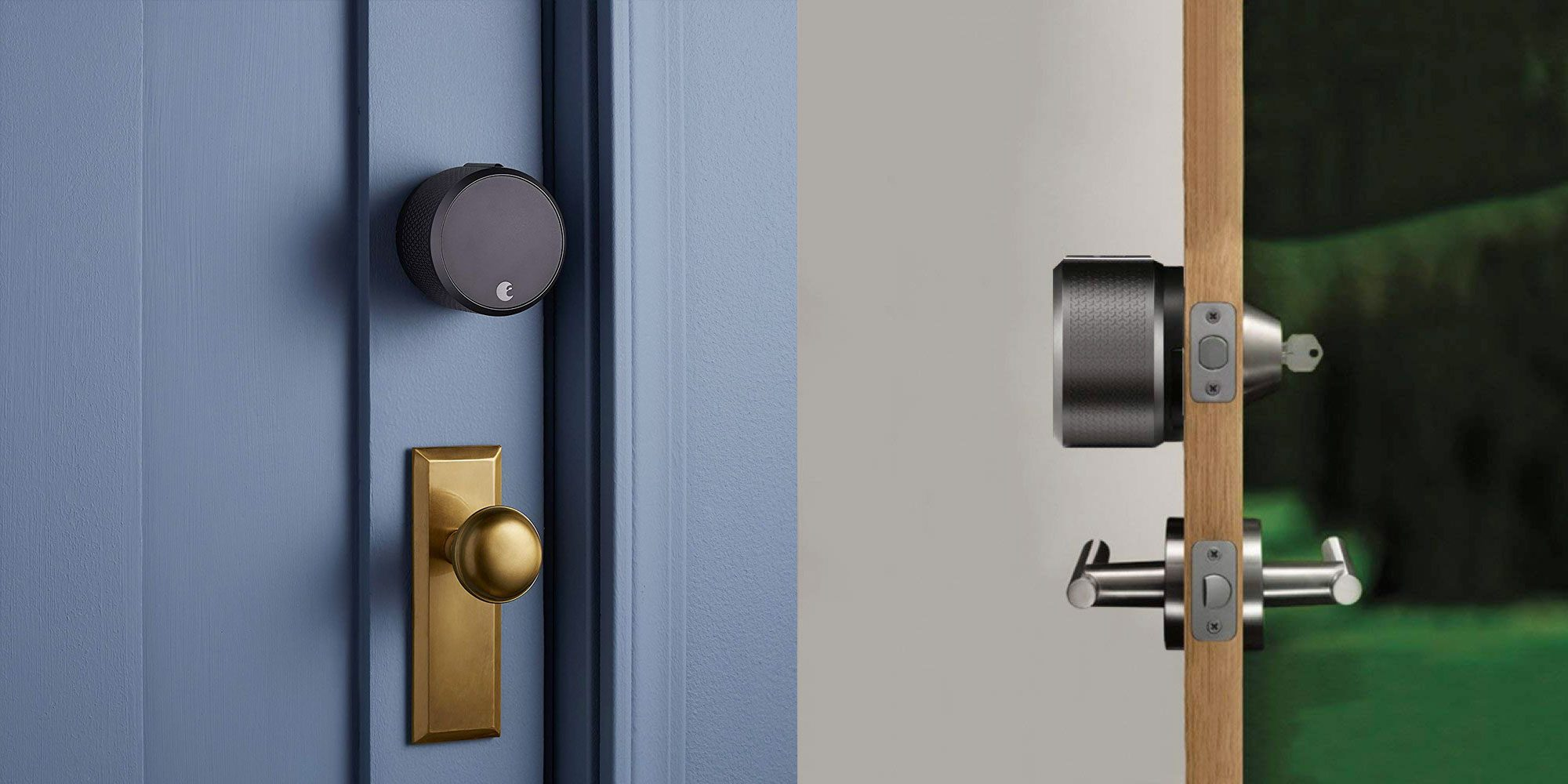 d0ef7acf5a1 Equip your front door w  the HomeKit-enabled August Smart Lock Pro ...