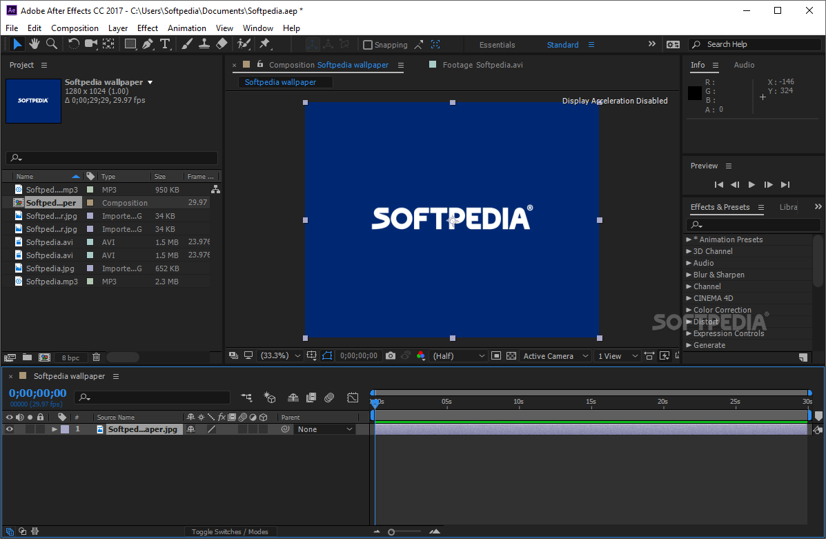 Adobe After Effects CC 2018 16 0 (Trial) – ANITH