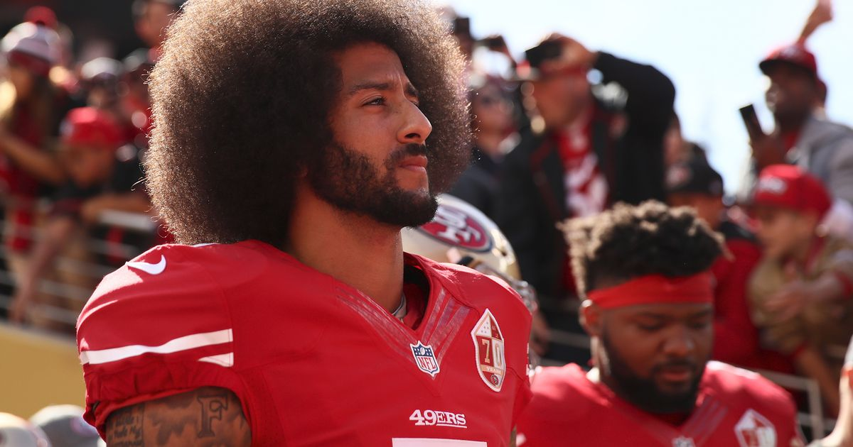 cf9d2b47e78 Colin Kaepernick s new  Icon  jersey sells out in hours – ANITH