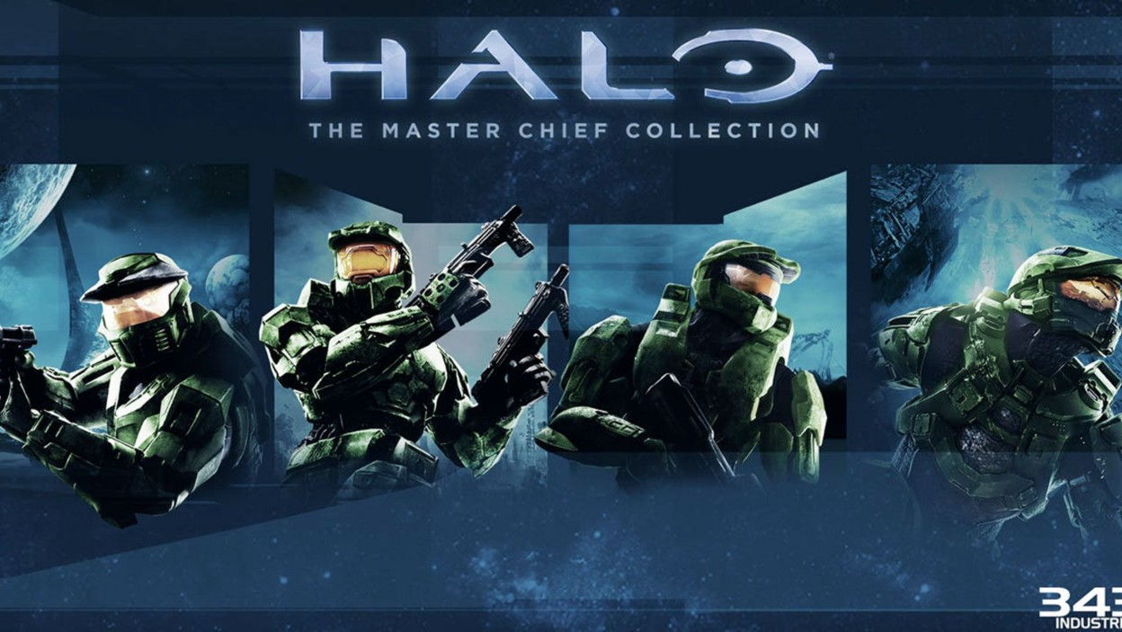 Halo The Master Chief Collection Is Coming To Pc Anith