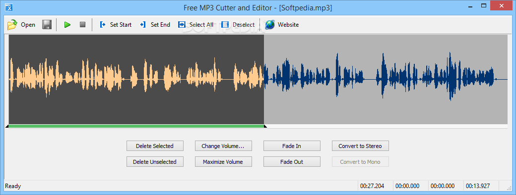 Free MP3 Cutter and Editor 2 8 0 Build 1545 (Freeware) – ANITH