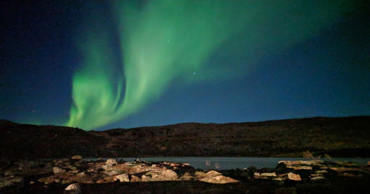 The Best Phone To Take Northern Lights Pictures Isn T An Iphone Anith