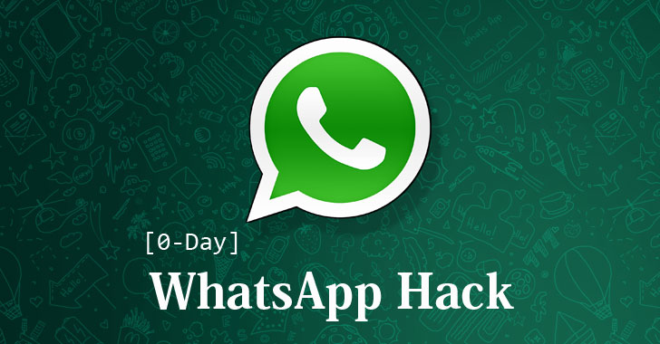 Hackers Used WhatsApp 0-Day Flaw to Secretly Install Spyware
