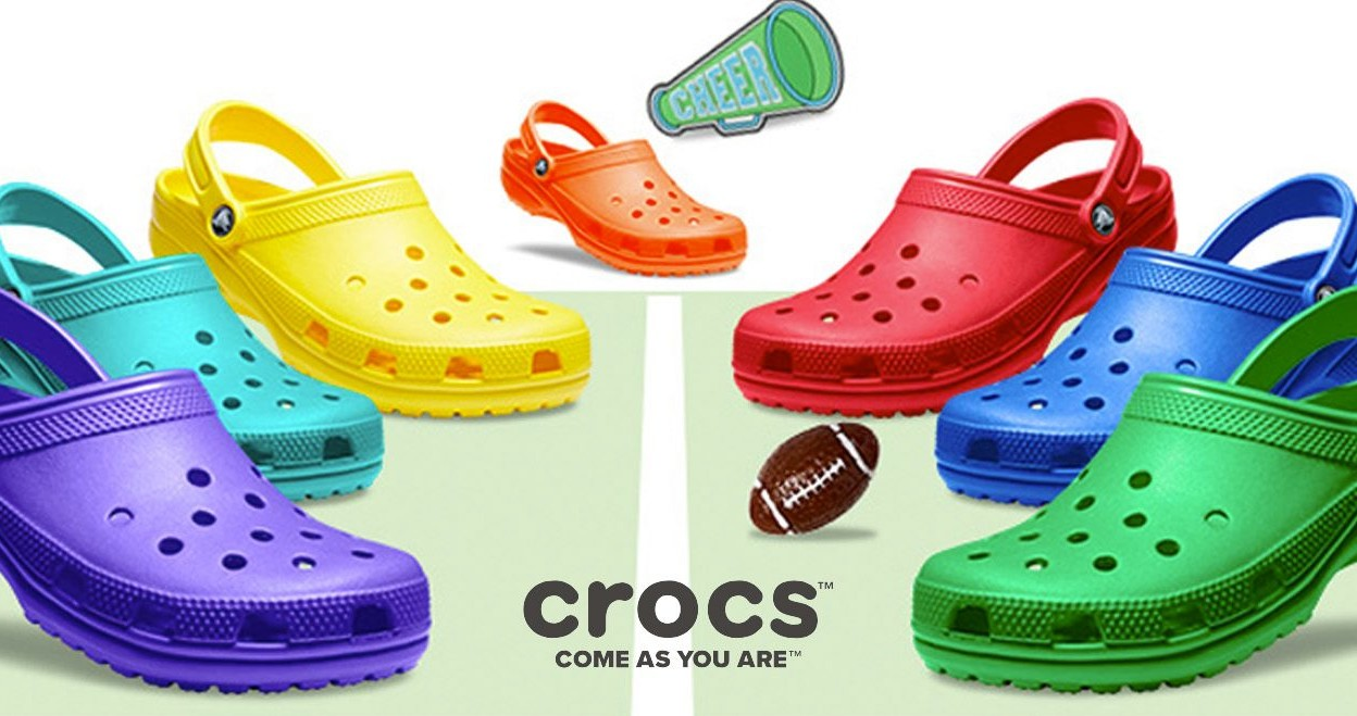 Crocs Warehouse Sale offers up to 75